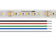 LED-strip RGB+W